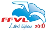 Label Biplace Parapente